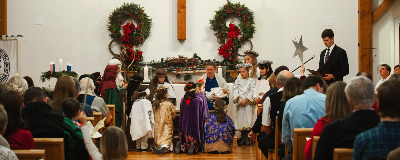 Christmas Pageant and Family Service