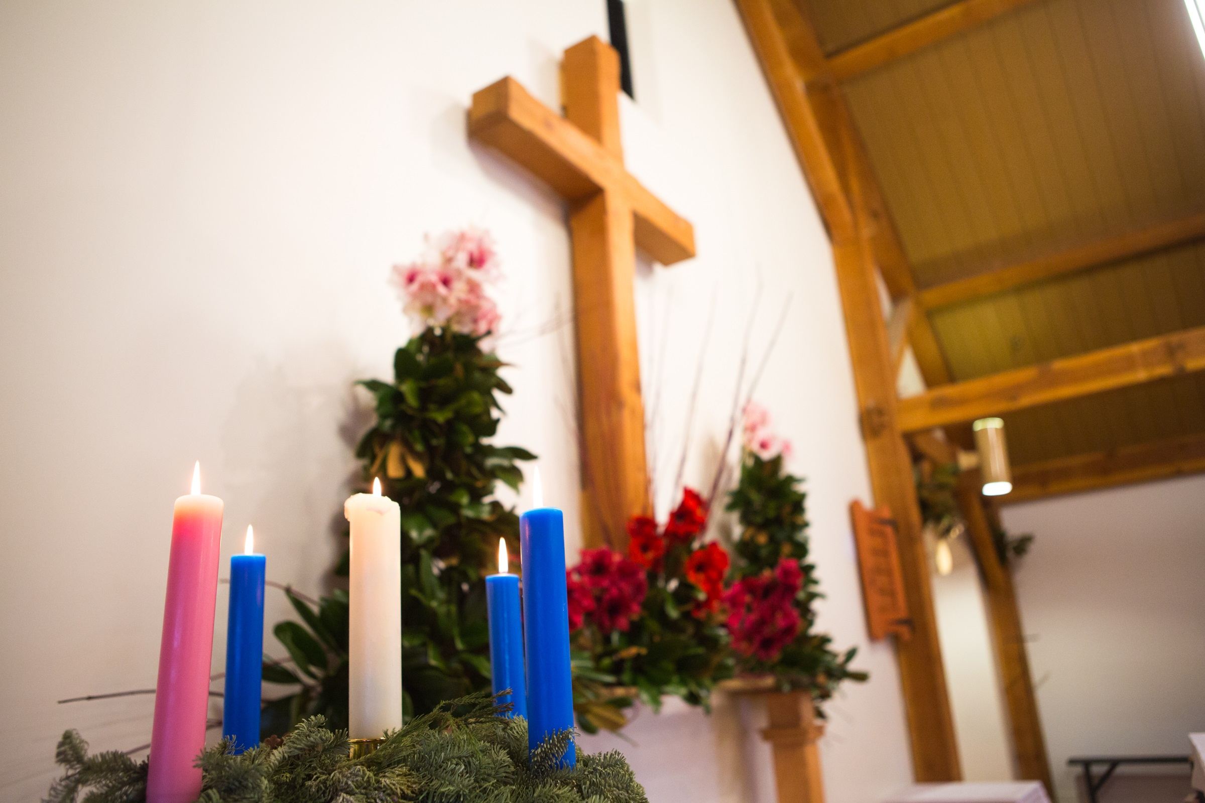 The First Sunday of Advent – The Rev. Abigail Crozier Nestlehutt