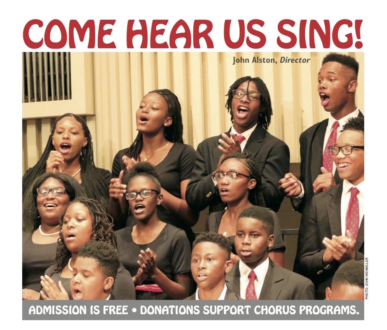 Concert – Chester Children's Chorus